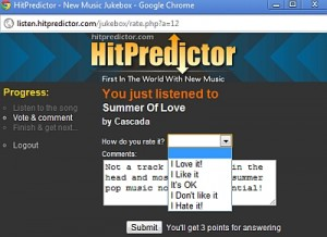 hit predictor review