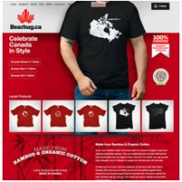 shopify t shirt eCommerce store