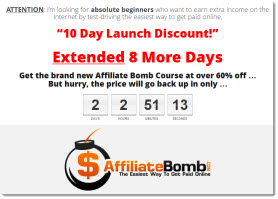 Affiliate Bomb Review